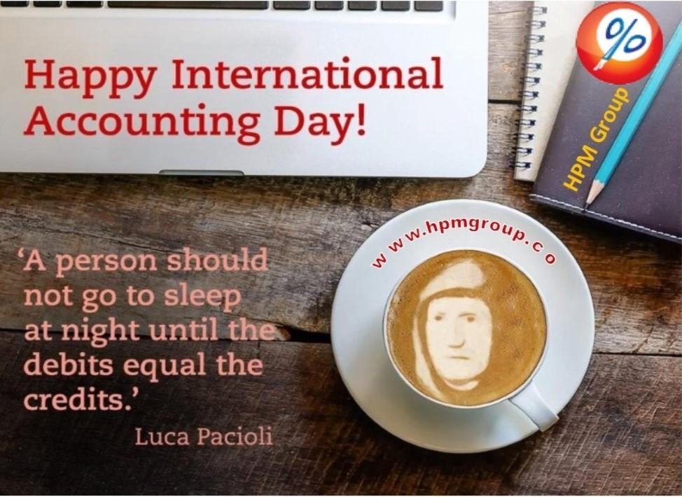 روز بین المللی حسابداری مبارک