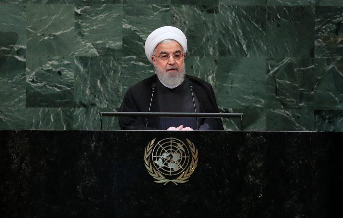 US Sanctions on Iran Form of Economic Terrorism: Rouhani