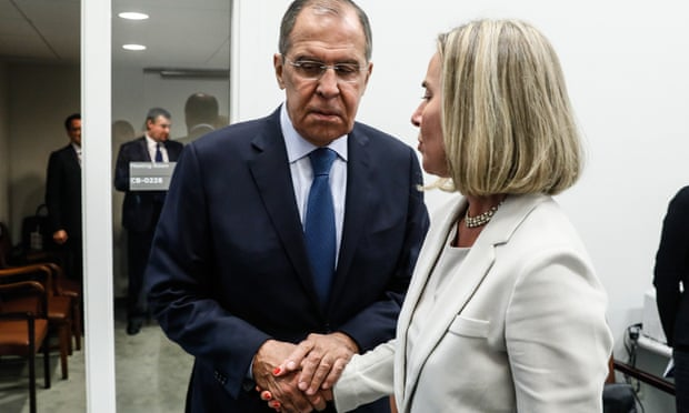 EU, China and Russia in move to sidestep US sanctions on Iran