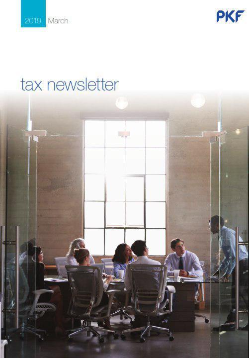 pkf worldwide tax e newsletter q1 march 2019