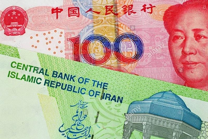 چین : روابط اقتصادی با ایران جدا از روابط سیاسی است
