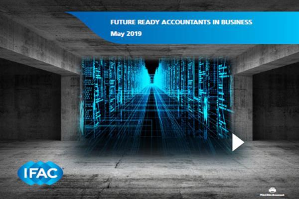 FUTURE READY ACCOUNTANTS IN BUSINESS- May 2019