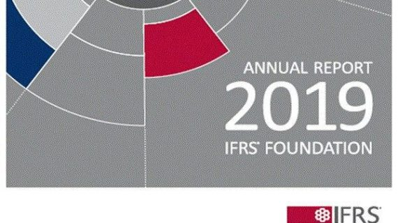 ANNUAL REPORT 2019 IFRS FOUNDATION