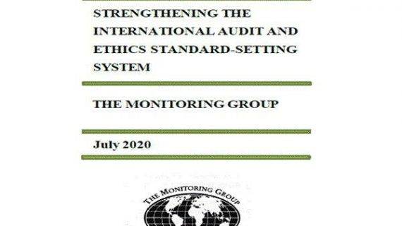 Strengthening The International Audit And Ethics Standard Setting