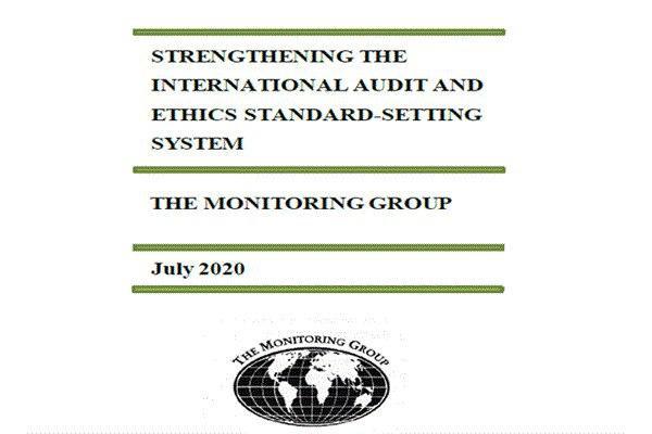 Strengthening The International Audit And Ethics Standard Setting