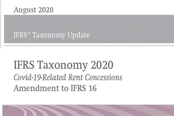 IFRS Taxonomy Update (IFRSF)